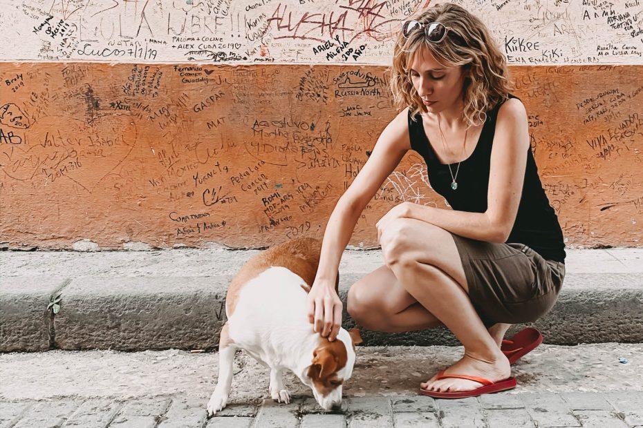 Annette Nenner Tierschutz Kuba