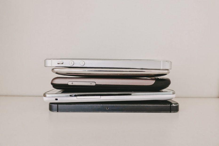 Handy spenden entsorgen Tischutz