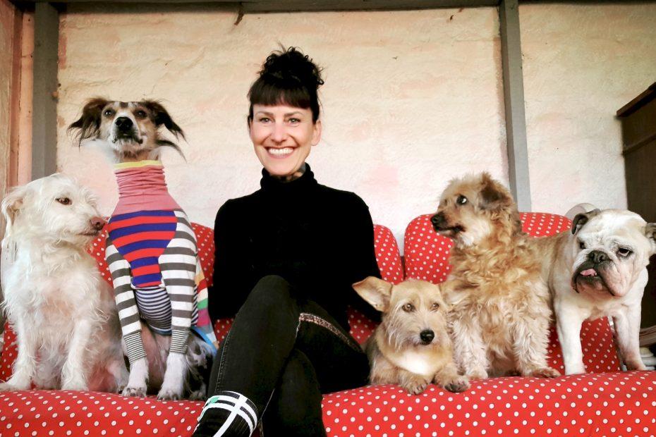 Kettenhunden helfen Hunde retten Tierschutzhunde Kreta