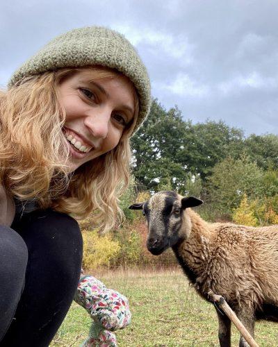 Mandy Tierschutz Heilbronn Kamerunschaf